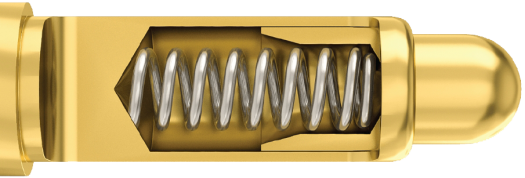 Pogo Pin Cross Section